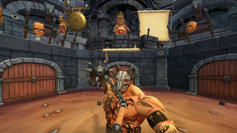 The Popular Steam VR Game Gorn Will Be Coming To PlayStation VR Later This Winter