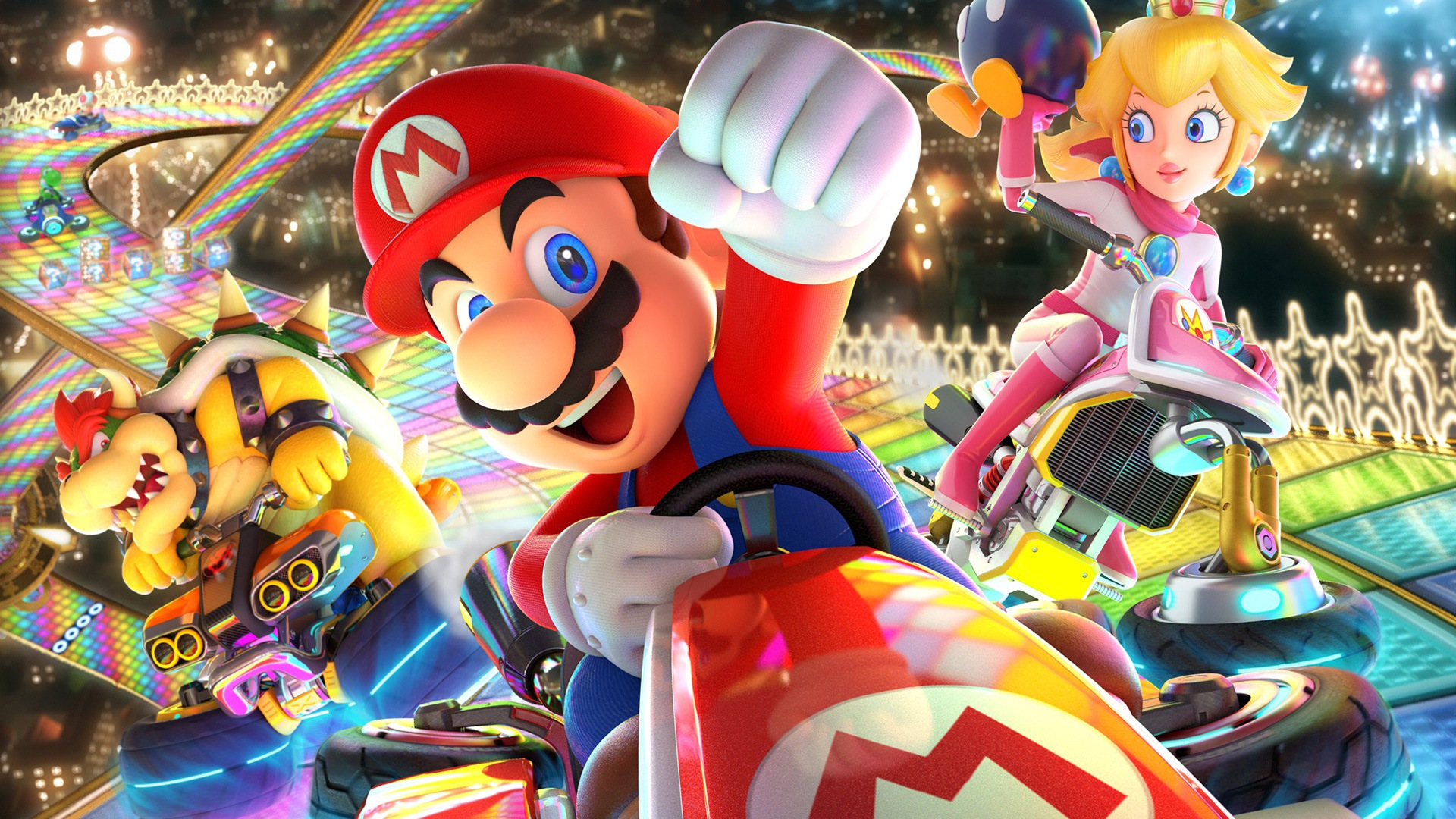 Mario Kart 8 Is Holding Their North American Open On September 22, If You Move Fast Enough You Can Win $25 In Nintendo Eshop Credit