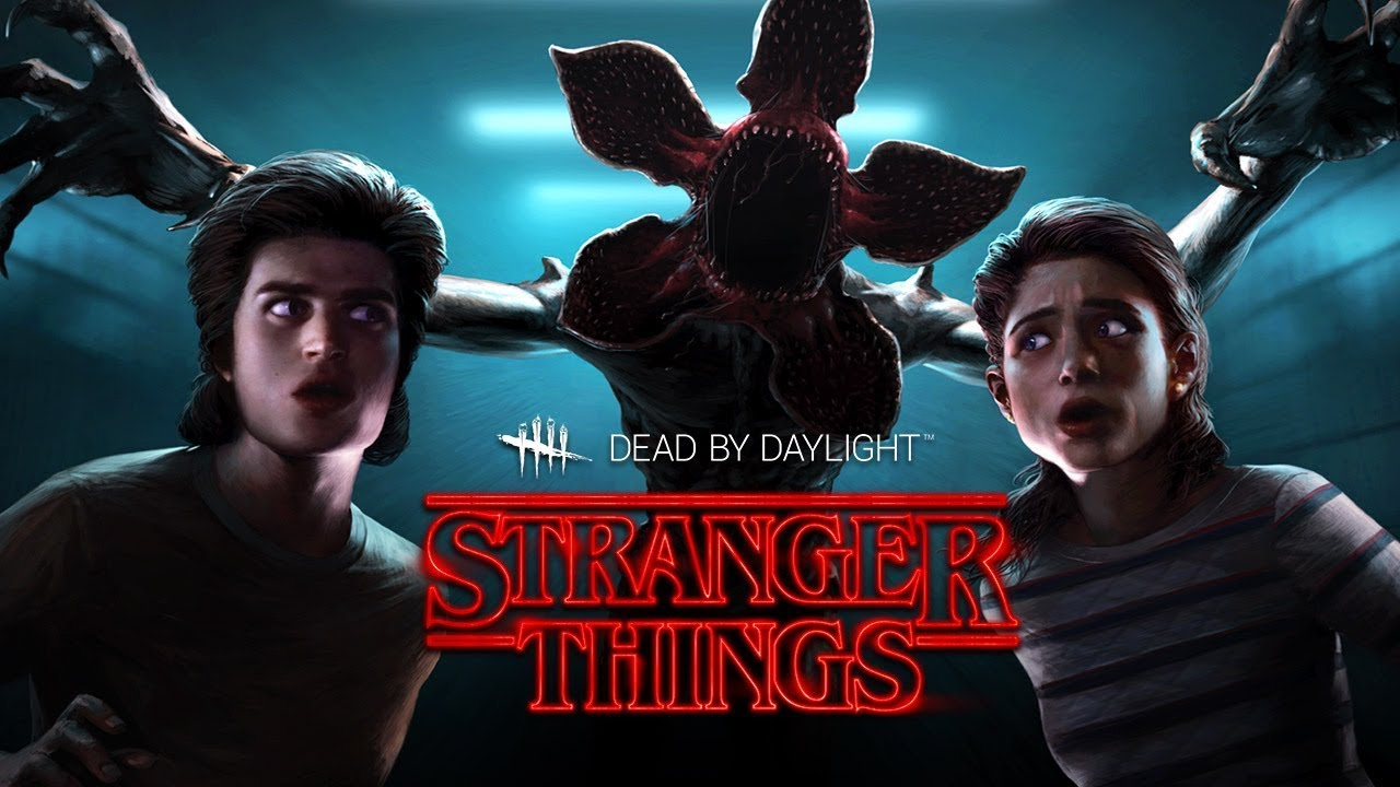 Stranger Things Is Now Released In Dead By Daylight For All Platforms, Two New Survivors And The Demogorgan Have Joined The Game