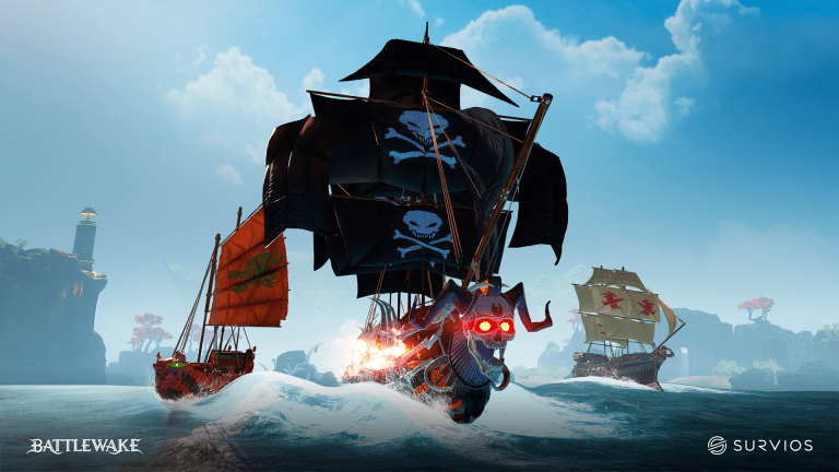 Battlewake Is Making Waves Since Its VR Release, Join Combat On The High Seas In This Naval Combat Game