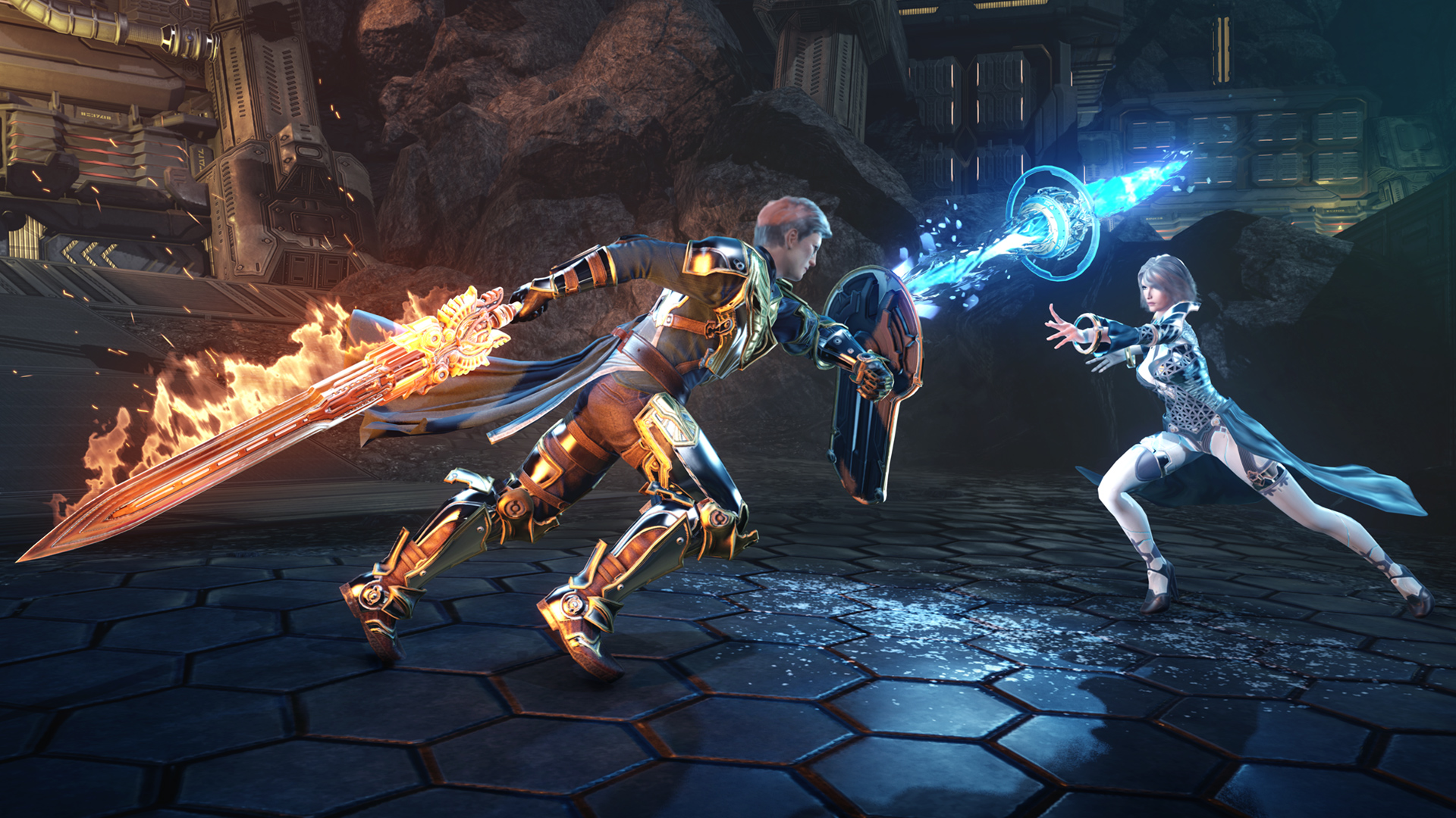 Skyforge Ignition Has Been Released On All Platforms, Set Aelion Ablaze In This New Free DLC Package