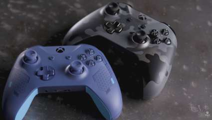 Microsoft Revealed Its New Xbox Wireless Controller The Midnight Forces Ii Special Edition