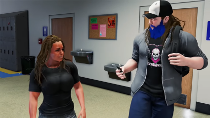 First Glimpse Of Footage From 2k's Upcoming WWE 2k20 Shows That Its Graphics Are A Serious Downgrade On Last Year's Title