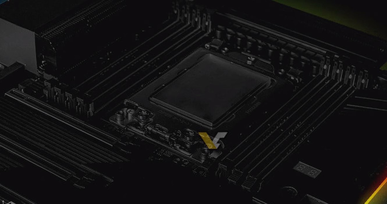 Gigabyte Teases Fans By Sharing Image Of Its Newest Motherboard, The Threadripper 3