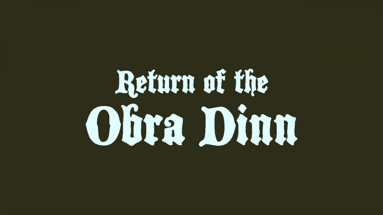 Finally The PlayStation 4 Review: The Return Of The Obra Dinn, What Can Players Expect?