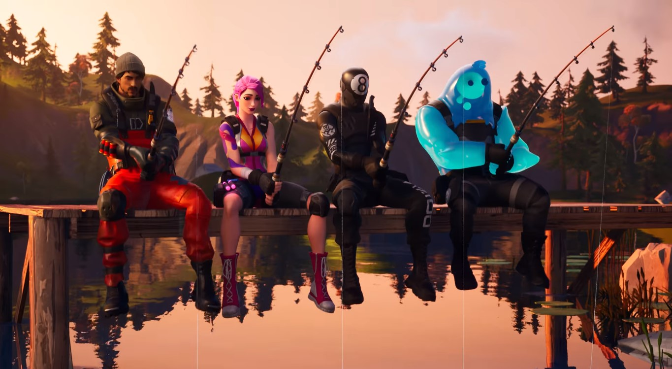 Fortnite Receives An Update, And At Long Last, Epic Games Included Patch Notes!