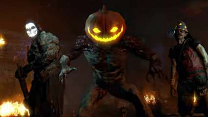 Dying Light Announces Week Long Event In Celebration of Halloween