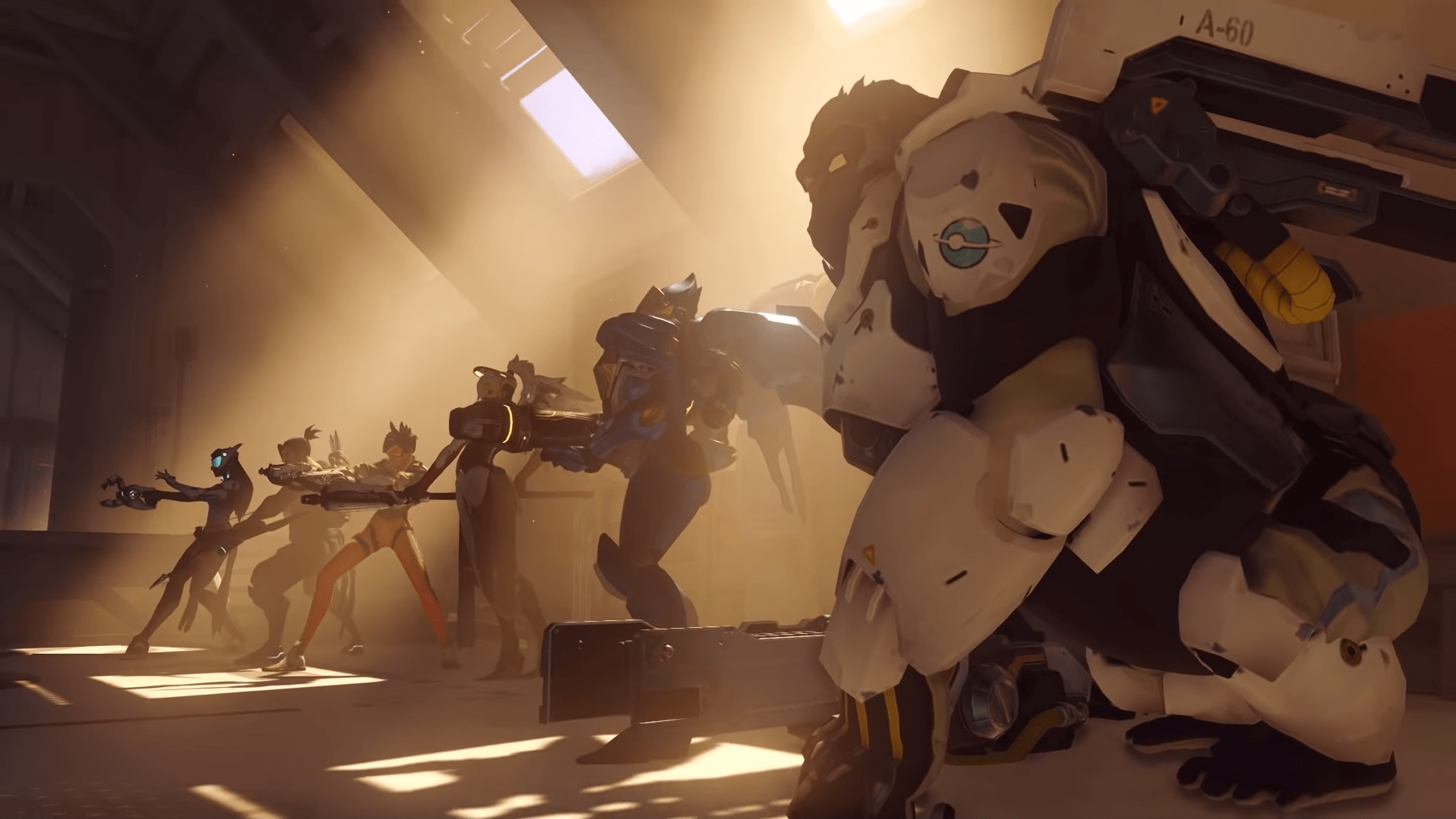 Blizzard's Hero Bans For Overwatch Invokes Ire From Professional Players In The Overwatch League