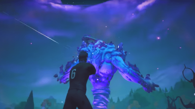 Who Is The Storm King Taking Over Fortnite's Halloween Event And Tips On Defeating Him