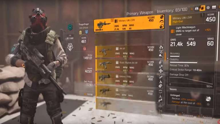 Ubisoft Is Holding A Free Play Weekend For The Division 2; Trial Runs Until October 21