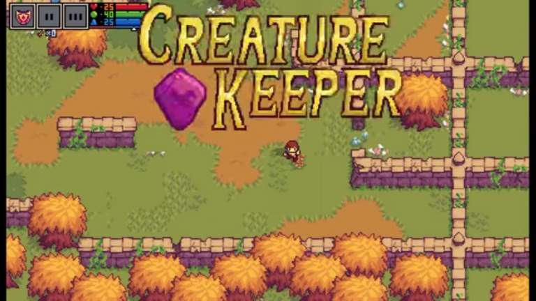 A New Zelda-Inspired Adventure Game Has Launched On Kickstarter, Creature Keeper Lets You Tame Monsters As Well As Fight Them