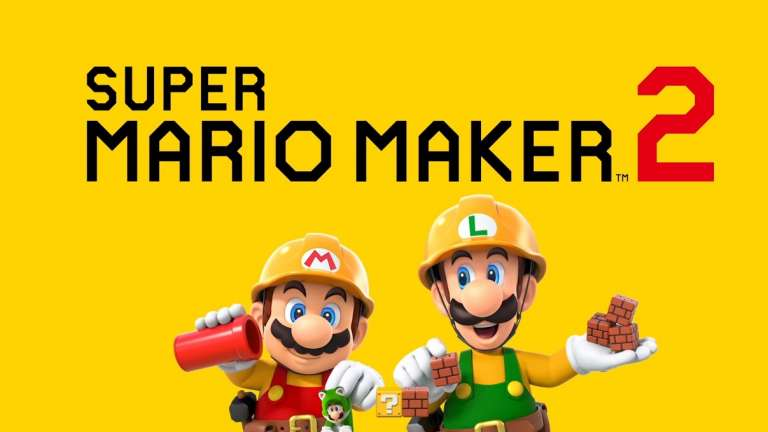 Super Mario Maker 2 Has Finally Added Online Multiplayer With Free Update, Plus New Features