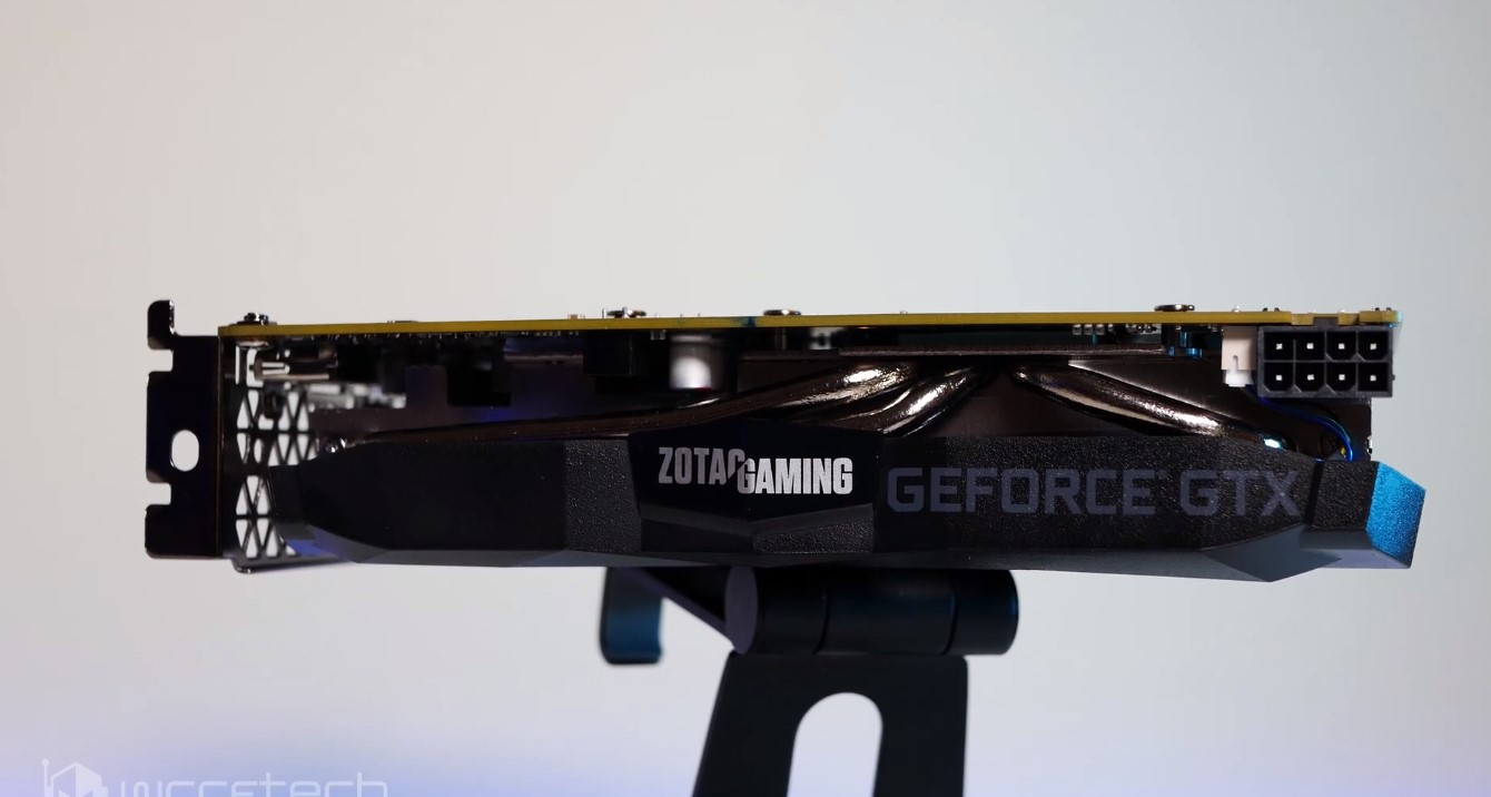 Newly Leaked Images Of The Zotac Geforce GTX 1660 Super Proves GDDR6 Memory Update