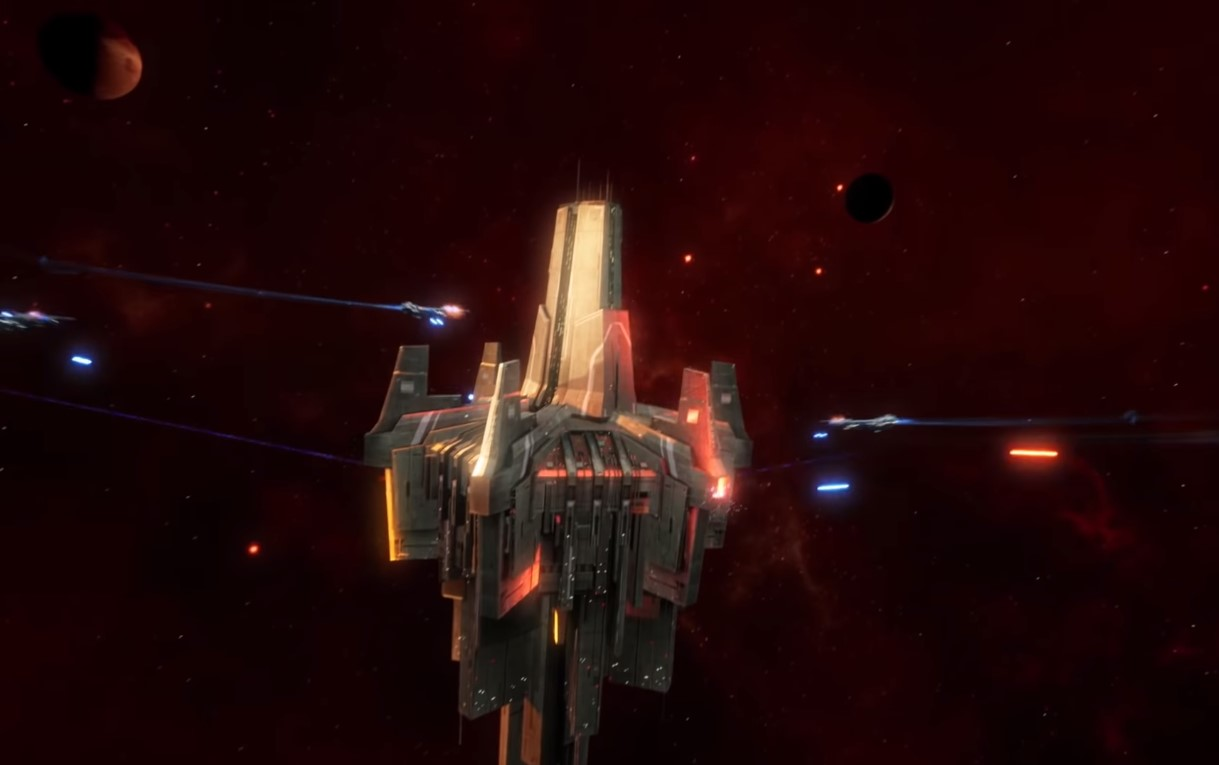Stellaris: Galaxy Command Mobile Game Suspended Beta Within 24 Hours Since Launch Due To An Artwork Taken From Another Source