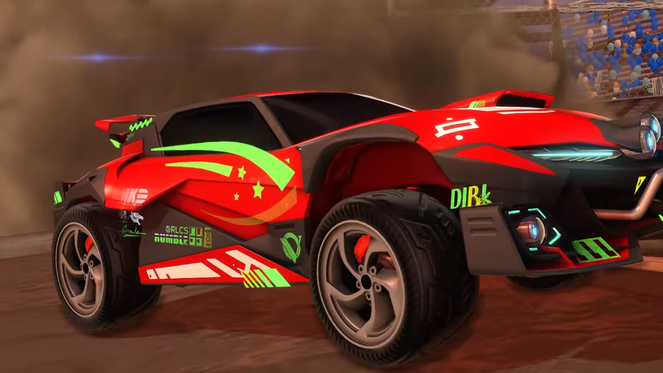 Three DLC Packs Available To Rocket League Owners Without Additional Cost Later This Year