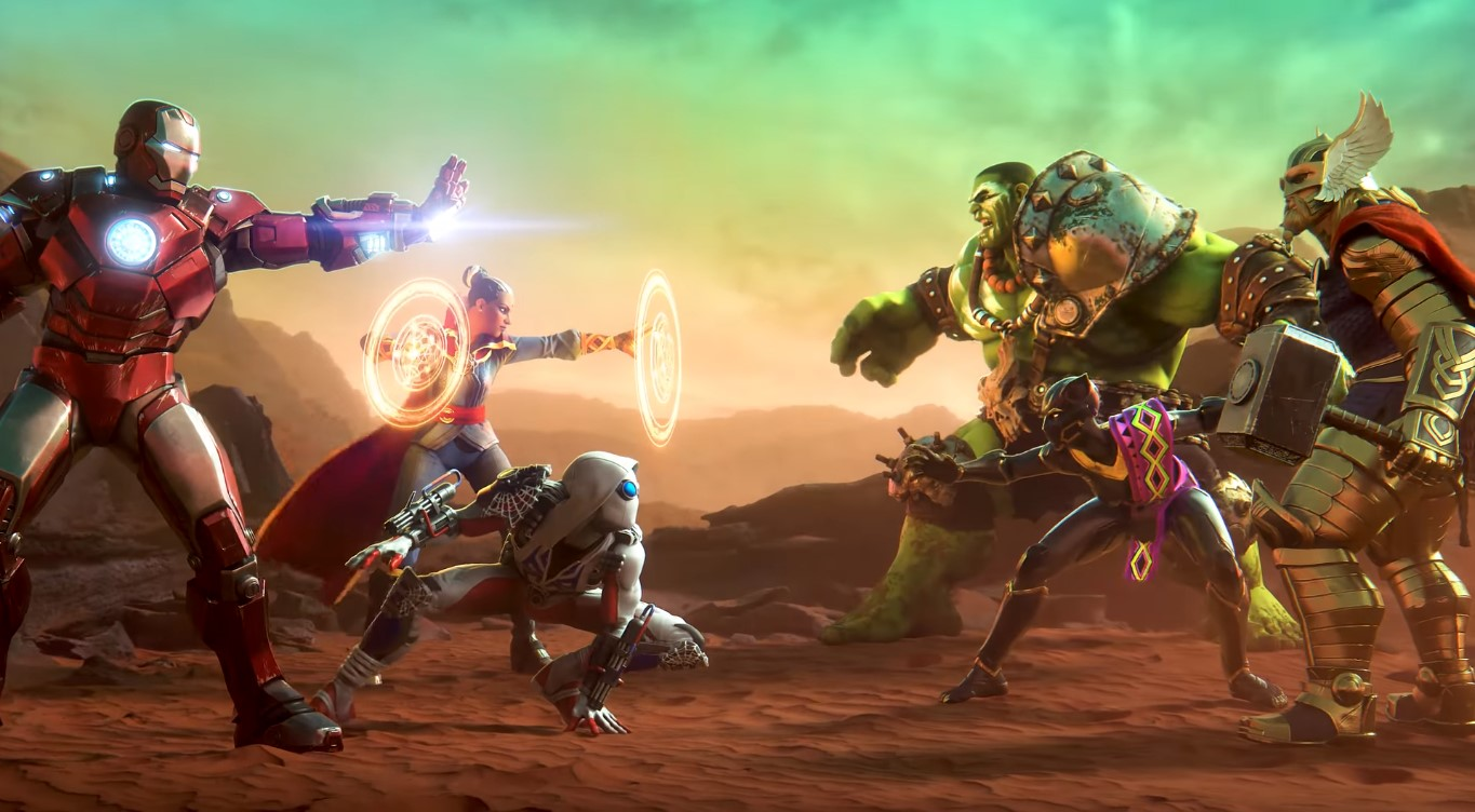 Be In Control Of The Planet With Marvel Realm Of Champions, Game Takes The 1984 Comic's Storyline