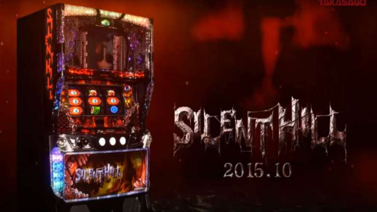 A New Silent Hill Game Is Finally Being Made, But It's A Slot Machine Much To Many Fans' Dismay