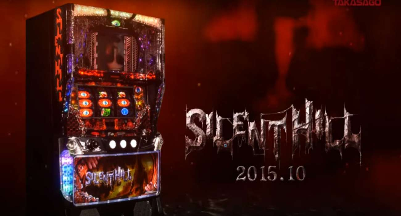 Surprise! Konami's Latest Silent Hill Project Is a Slot Machine