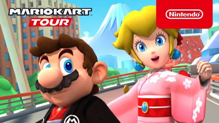 Mario Kart Tour Tokyo Has Been Released Adding New Characters And A Diddy Kong Pack For Fans To Purchase