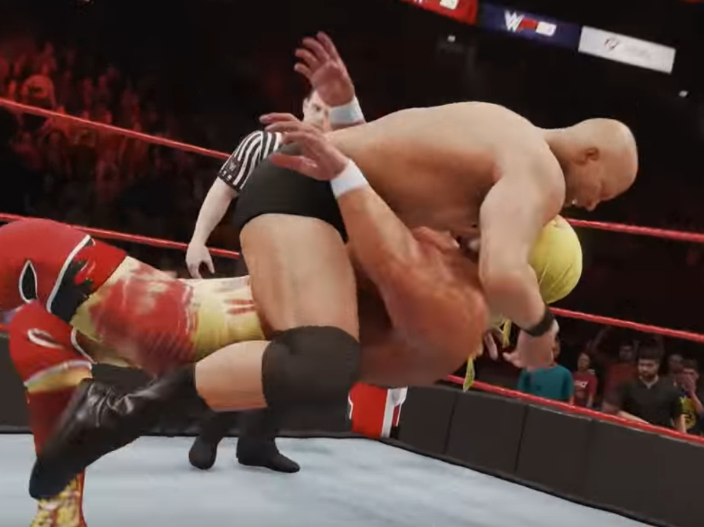 2K Promises Patch To Fix Glitches In WWE 2K20 Within The Next Two Weeks