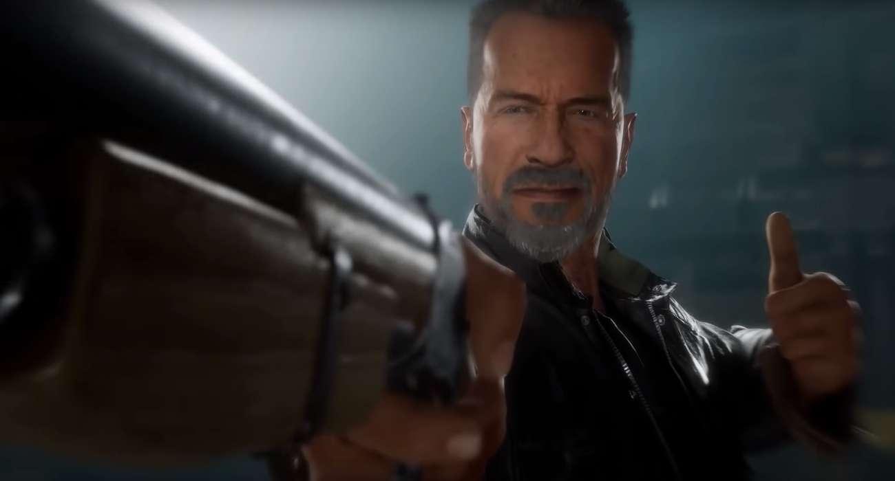 Mortal Kombat 11 Terminator Gameplay First Look, Revenant Skins Leaked