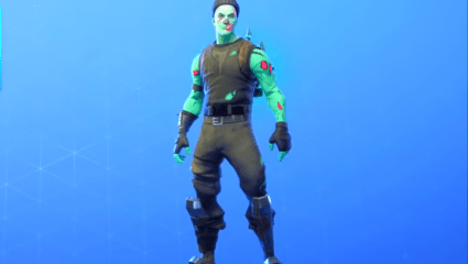 Ghoul Trooper Skin Outfit Is Finally Back In The Fornite Store. Returns During Fortnitemare Event.