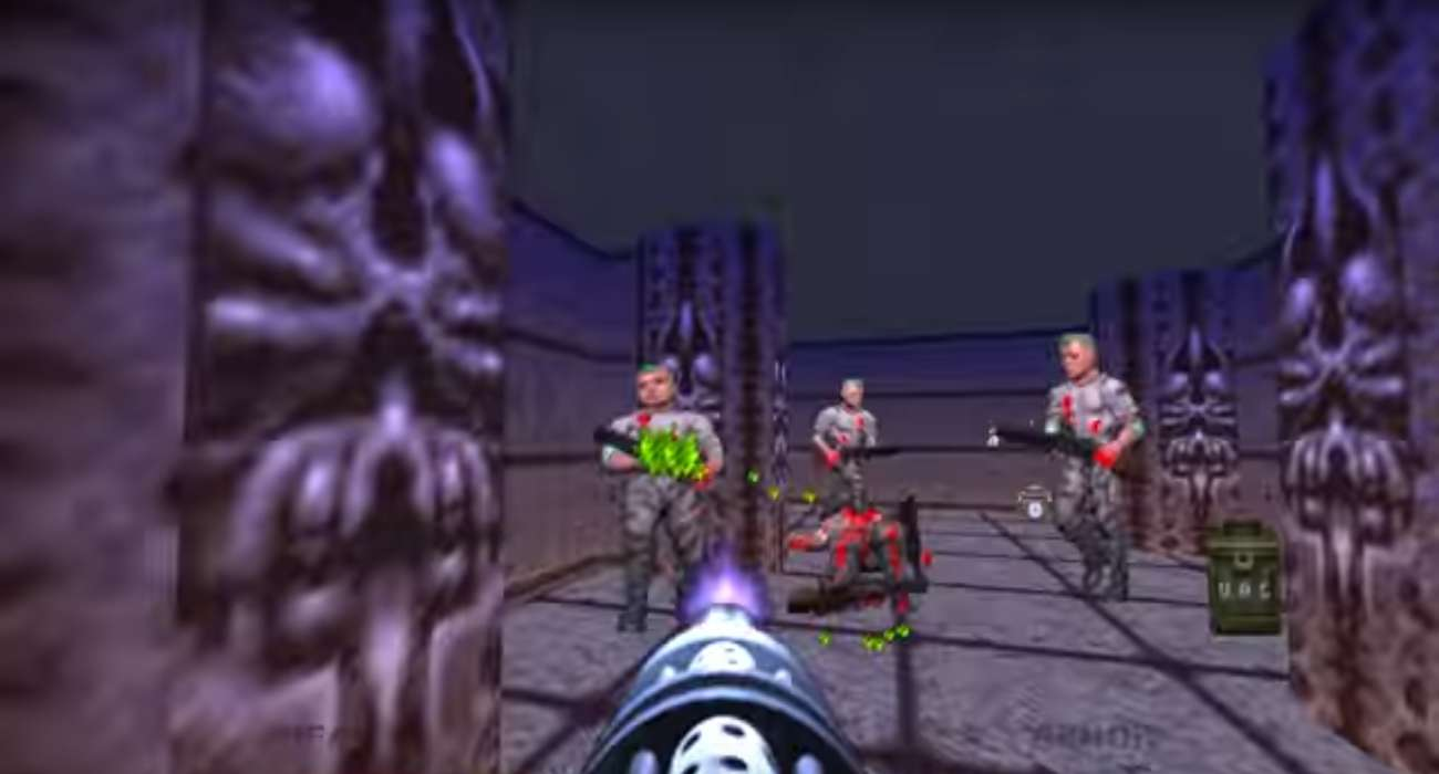 The Remake Of Doom 64 Gives Modern Gamers The Chance To Play One Of The Classics, An Official Announcement Trailer Is Out Now