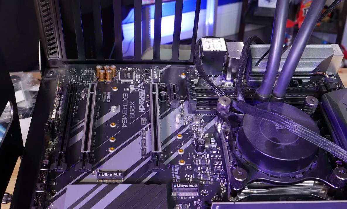 ASRock Reveals X299 Motherboard Line Up For Intel's 10th Gen-X Series