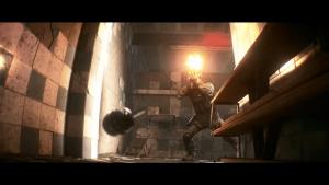 Fight Scene from Trailer of Escape From Tarkov