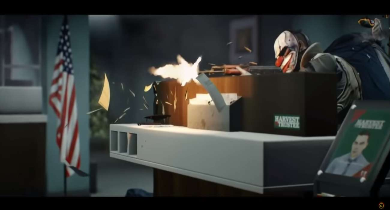 Payday 3 Could Get A Release In A Couple Of Years According To Starbreeze