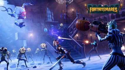 Tomorrow Marks The Start Of Fortnitemares 2019, Time For A Spooky Event In The World Of Fortnite