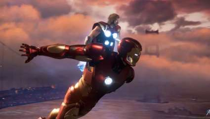 Square Enix Confirms Another Character For Marvel's Avengers Video Game, Is It Captain Marvel?