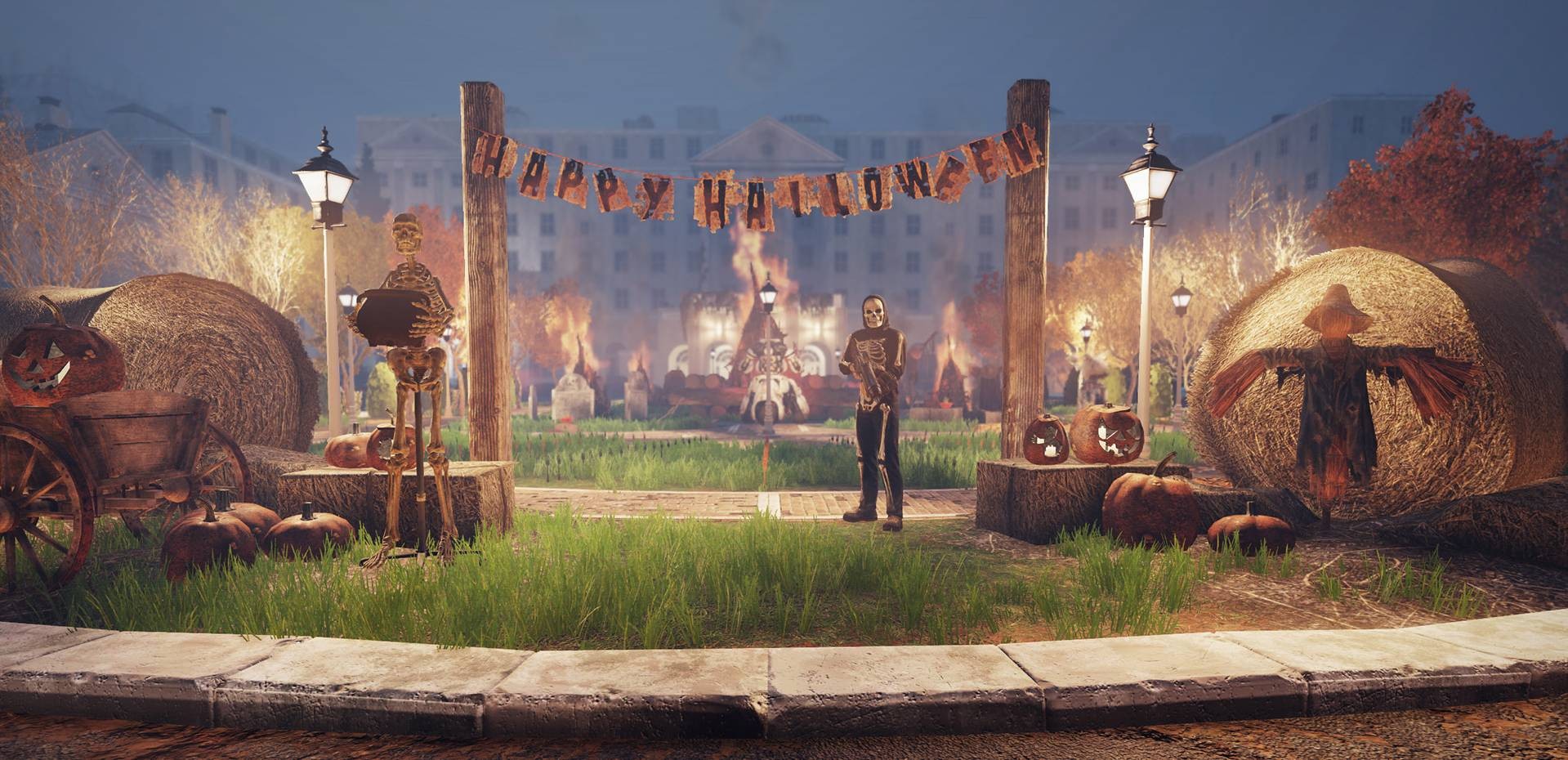 Upcoming Mischief Night Seasonal One Week Event Brings Halloween Celebrations To Fallout 76