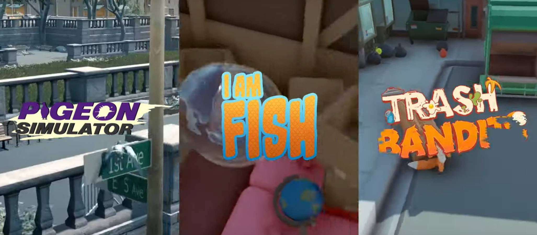 Bossa Studios Needs Gamers' Help In Deciding Next Animal Themed Simulation Game