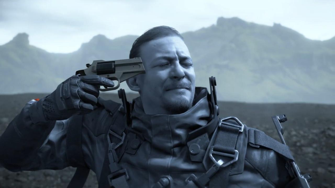 Death Stranding Gets New Gameplay Trailer, File Size And Title Screen Revealed