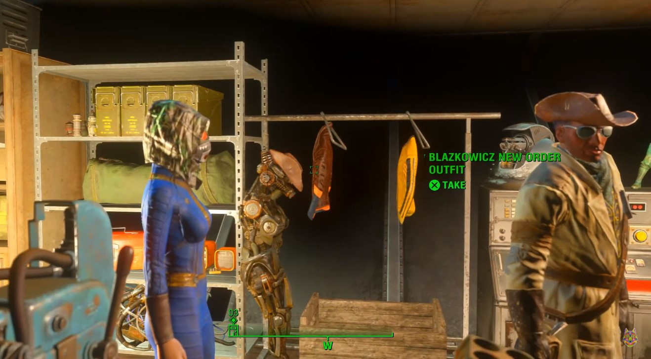 Fallout 4 Mod Brings Doom And Wolfenstein-Inspired Armor And Suits To The Commonwealth