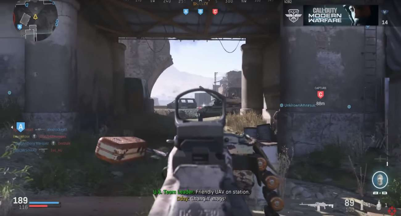 Modern Warfare 2019 Tactical Nuke | How to get