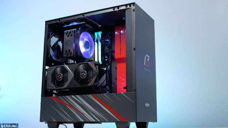 NZXT Adopts ASRock's Phantom Gaming Logo As A New Theme For Its H Series Cases