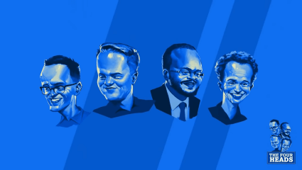 'The Four Heads' Are Once Again Confirmed As The Overwatch World Cup Desk, Despite Last Years Showing Of Absurdity