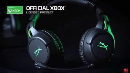 HyperX To Finally Ship Its Xbox-Licensed CloudX Flight Wireless Gaming Headset