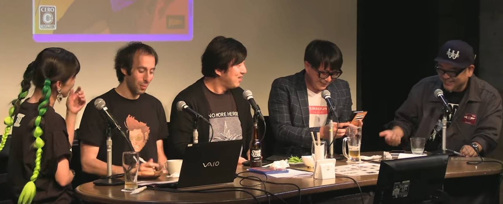 Developers Suda51 and Swery65 Announce Plans Team-Up To Create Horror Game