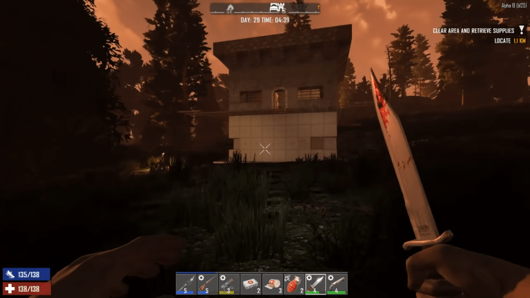 Early Access Zombie Survival Game 7 Days To Die Receives A New Patch, A18, Tons Of New Content As They Inch Closer To Release