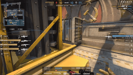 Counter-Strike: Global Offensive - ECS Season 8 - Astralis Versus BIG Ends With A Bullet Away From A World Record Victory