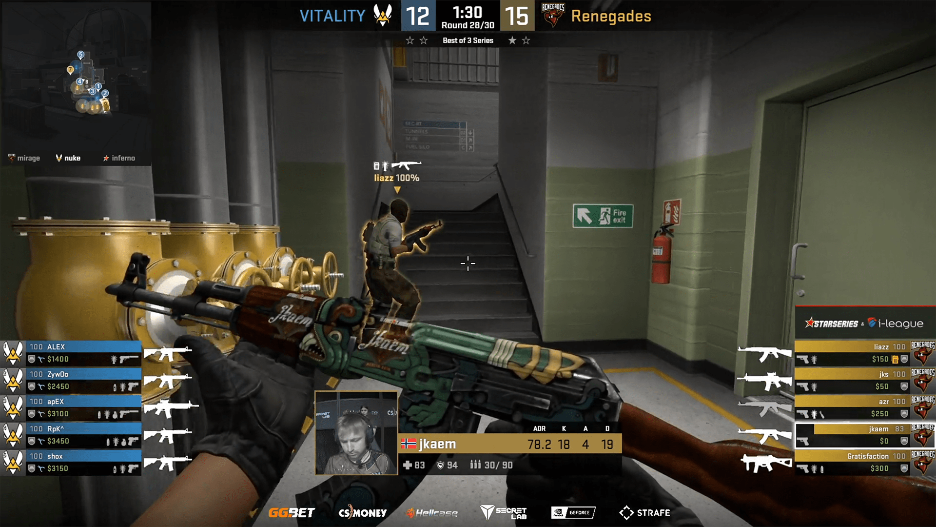 Counter-Strike: Global Offensive StarSeries i-League Season 8 Finals – Day 2 Recap; The Evil You Know
