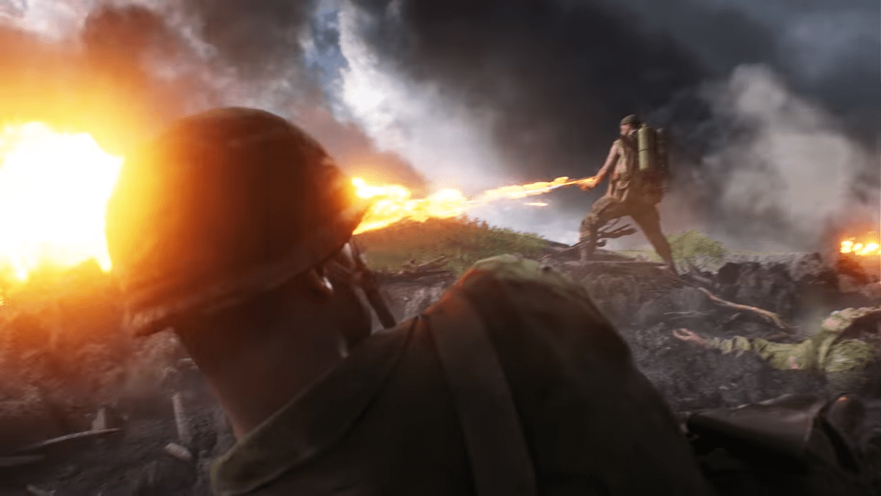 Battlefield V Finally Enters The Pacific Theatre With Gripping Trailer And An Old Fan Favorite Map Making A Return