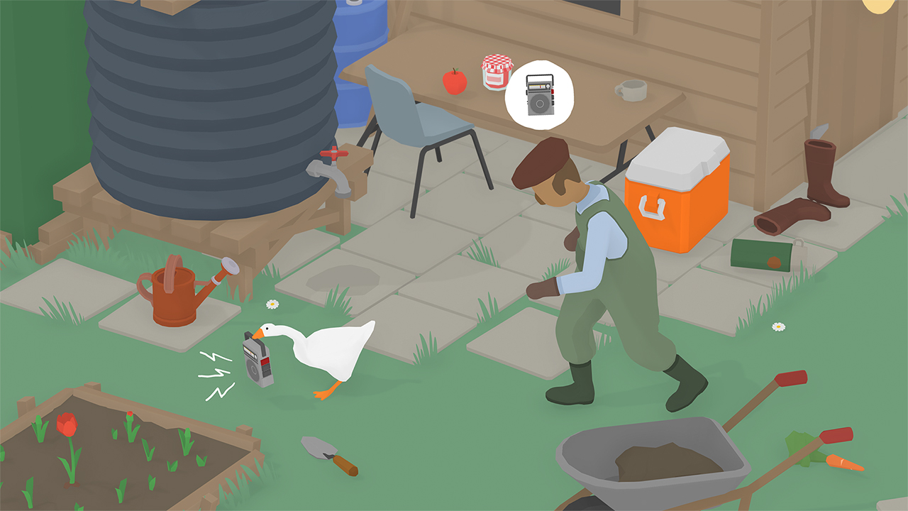 Indy Game Developer Creates An Untitled Goose Game Clip In PlayStation 1 Era Graphics, And It's Amazing
