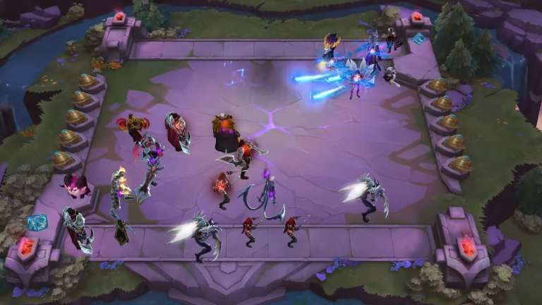 Riot Games Revamps Teamfight Tactics With Rise Of Elements Update