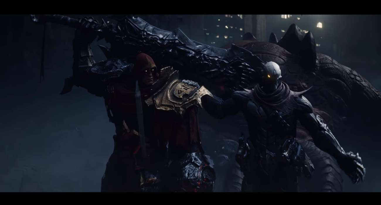 Darksiders Genesis Set To Release In December And Features A Co-Op Design