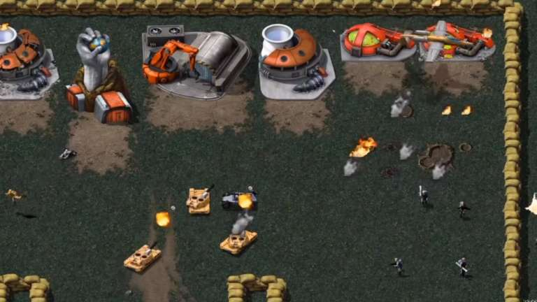 Remastered Command & Conquer Allows You To Switch Resolution From Classic To 4K