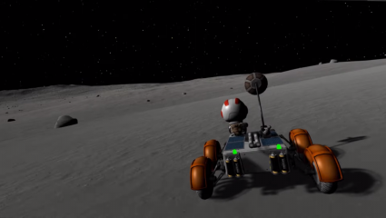 Kerbal Space Program Introduces PC Patch 1.8 With New Parts, Engine Enhancements, And A Lot More